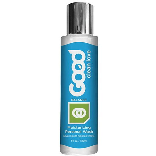 Good Clean Love Good Clean Love Bio-Match Moisturizing Wash Balance 4oz