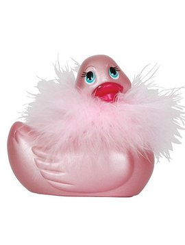 Big Teaze Toys I Rub My Duckie Travel Paris Pearl Rose (Pink)