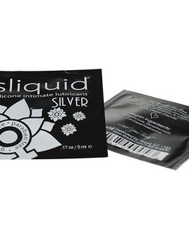 Sliquid Sliquid Silver Pillow Packs 200pc