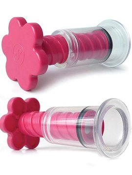 Kinklab Kinklab T-Cups Nipple Suction Set