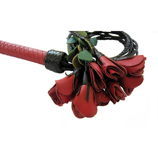 Ruff Doggie Styles Ruff Doggie Styles Flog-HER Roses Flogger