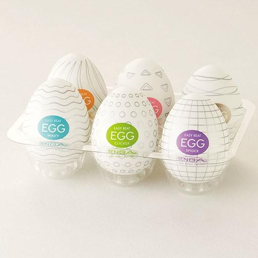 TENGA Tenga Egg 6-Pack Tray