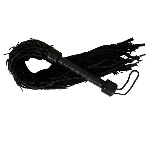 Ruff Doggie Styles Ruff Doggie Styles Flog-HER Gated Barbed Wire Flogger