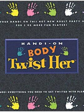 Ruff Doggie Styles Hands On Body Twister