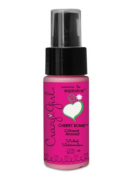 Crazy Girl Crazy Girl Cherry Bomb Arousal Gel