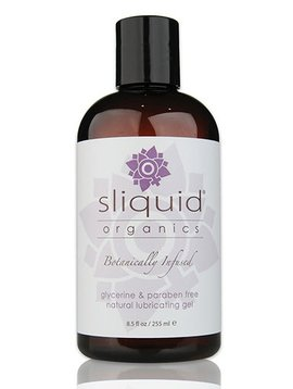 Sliquid Sliquid Organics Natural Gel 8.5oz