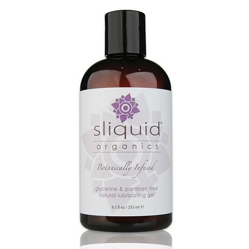 Sliquid Sliquid Organics Natural Gel 8.5oz