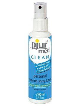 Pjur Pjur Med Clean 100ml / 3.4oz Spray