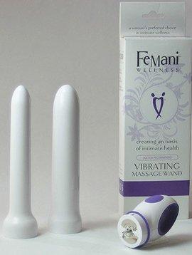 Femani Intimates FeMani Wand Kit, Size 2 & 3