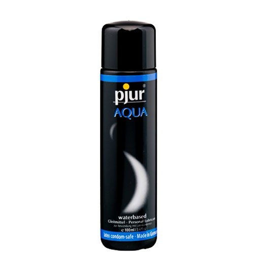 Pjur Pjur Aqua Waterbased Lube 100ml / 3.4oz