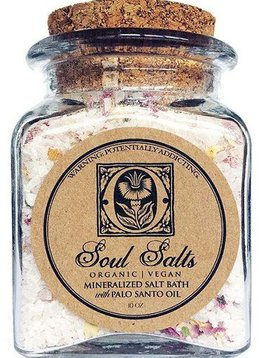 Anima Mundi Apothecary Anima Mundi Apothecary - Soul Salts 10oz