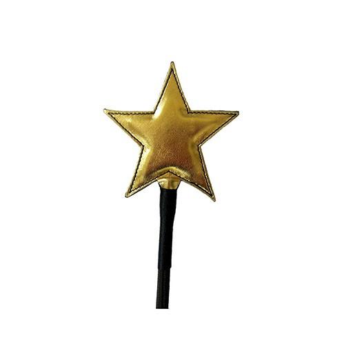 Ruff Doggie Styles Ruff Doggie Styles Crop Gold Star