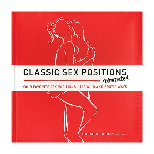 Classic Sex Positions Reinvented