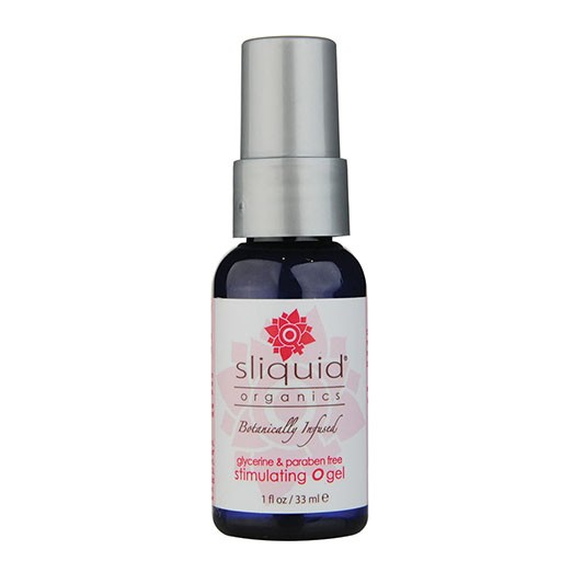 Sliquid Sliquid Organics Stimulating O Gel 1oz