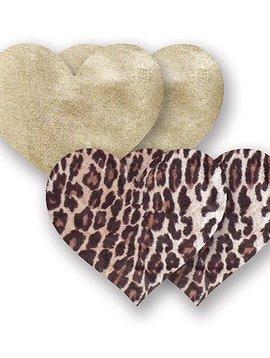 Bristols 6 Bristols 6 Nippies - Dominico Leopard Hearts A/B