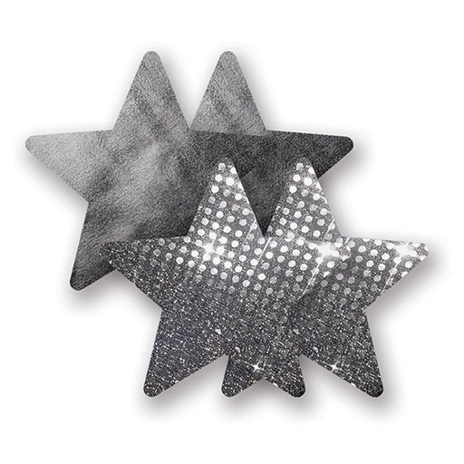 Bristols 6 Bristols 6 Nippies - Night Fever Dark Silver Stars A/B