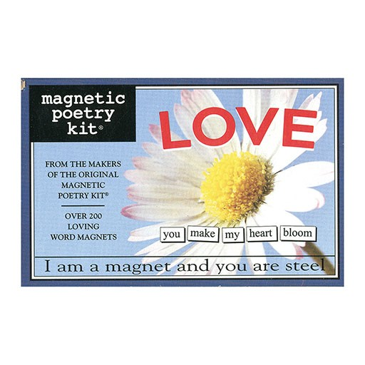 Magnetic Poetry Kit - Love