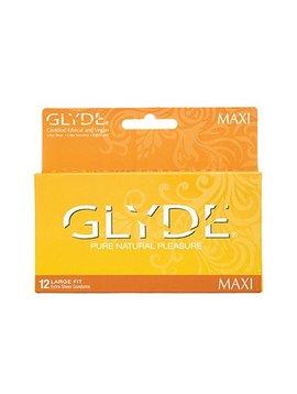 Glyde Glyde Maxi Condoms 12PK