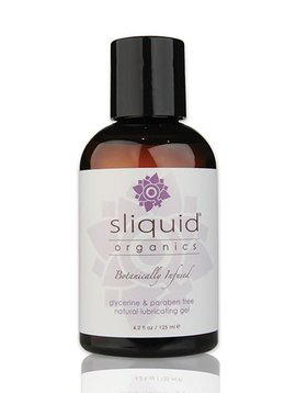 Sliquid Sliquid Organics Natural Gel 4.2oz