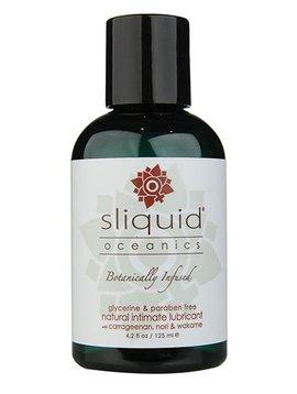 Sliquid Sliquid Organics Lubricant Oceanics - 4.2oz