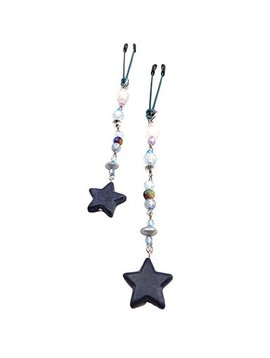 Bijoux De Nip Bijoux De Nip Blue Stars