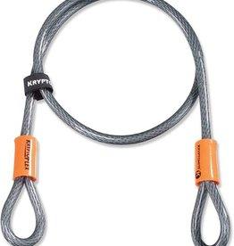 Kryptonite KryptoFlex Cable 1004: 4' x 10mm