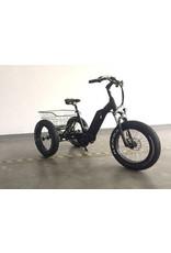 Pcific  Ebike Jazz  Fat tire E- Trike (black)