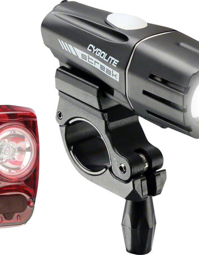 CygoLite Cygolite Streak 450 Headlight and Hotshot SL 50 Taillight  Set