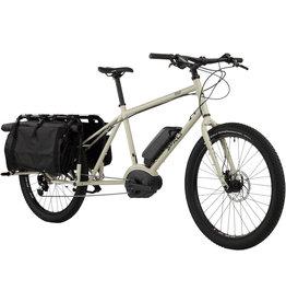 Surley Big Easy Cargo ebike - Tan Cargo Shorts