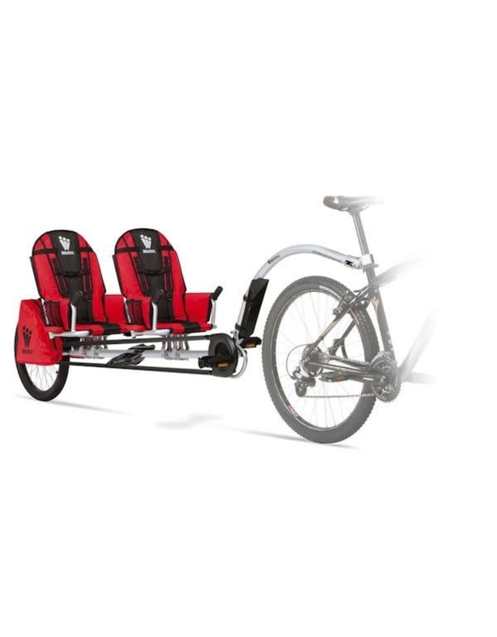 Weehoo Weehoo, iGo Two, Seat trailer