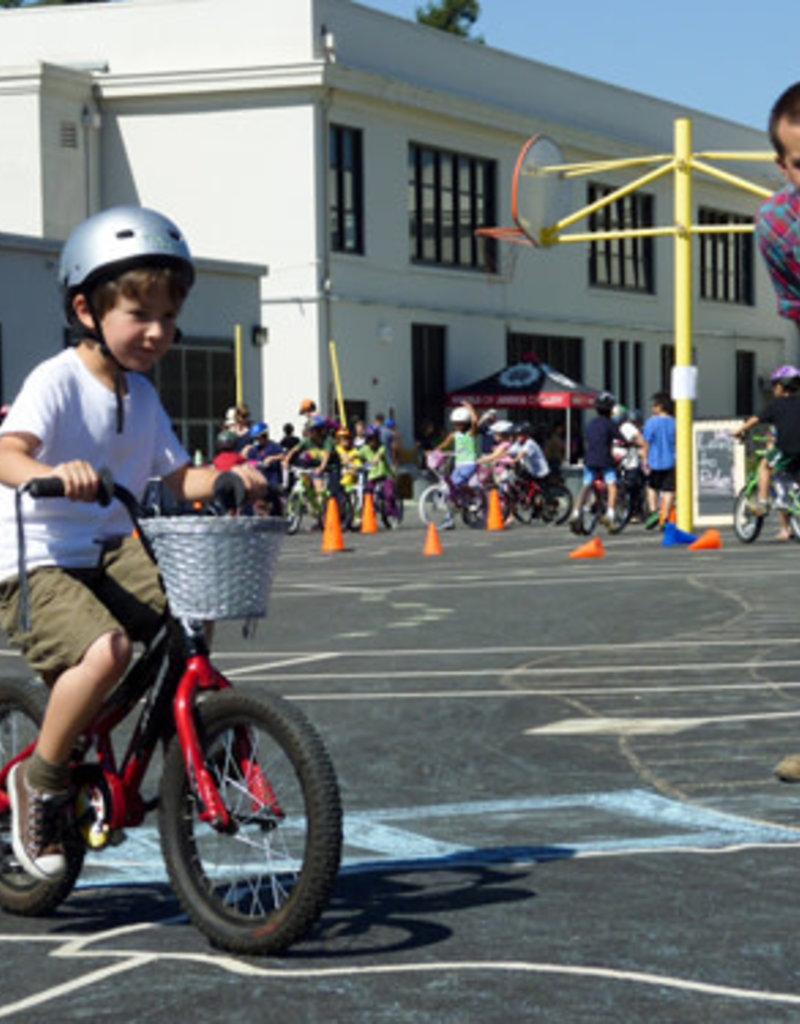 Training wheel Liberation Bike Demo/Learn-to-ride