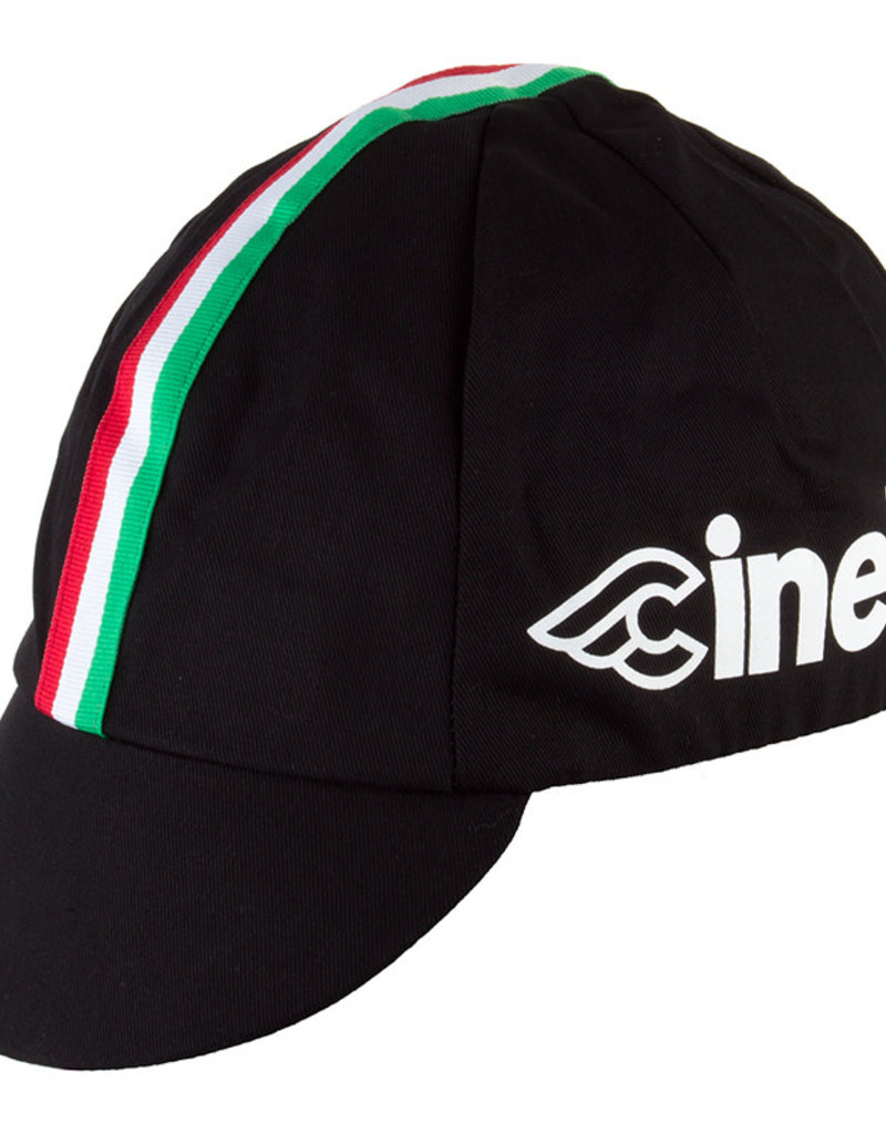 CLOTHING HAT PACE CINELLI BLK TRAD