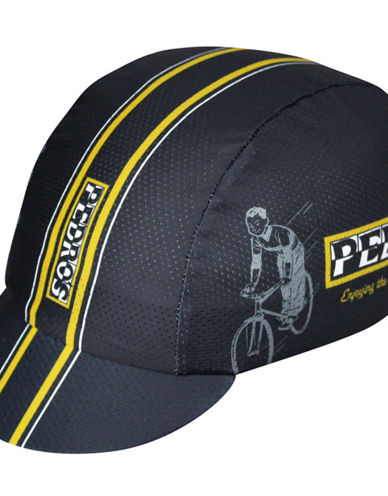 CLOTHING HAT PACE COOLMAX PEDROS RIDE