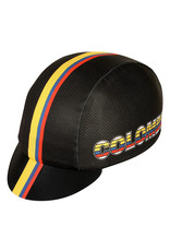 PACE CLOTHING HAT PACE COOLMAX COLOMBIA BK