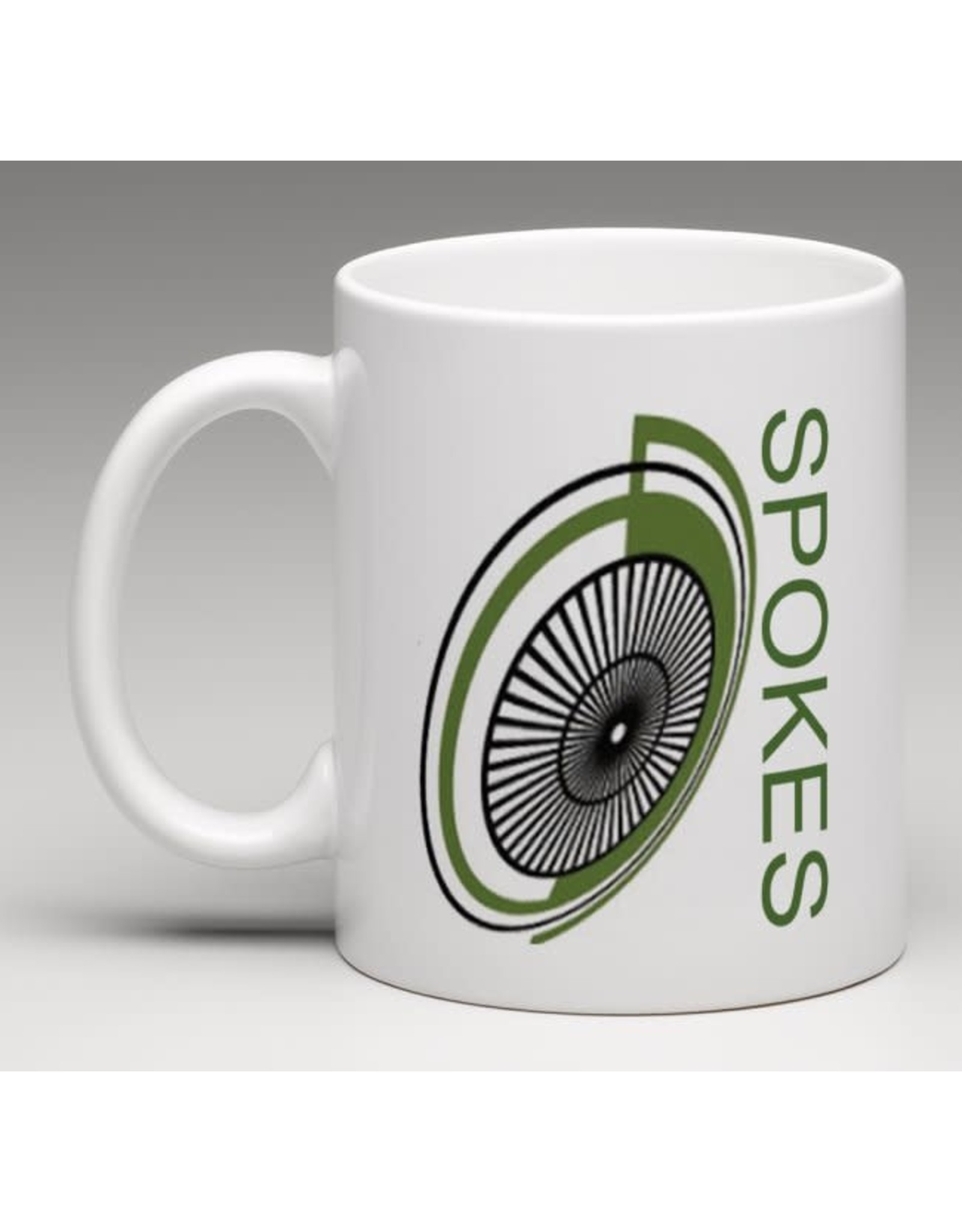SPOKES SPOKES LOGO Mug