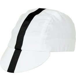 PACE CLOTHING HAT PACE CLASSIC WHT/BLK