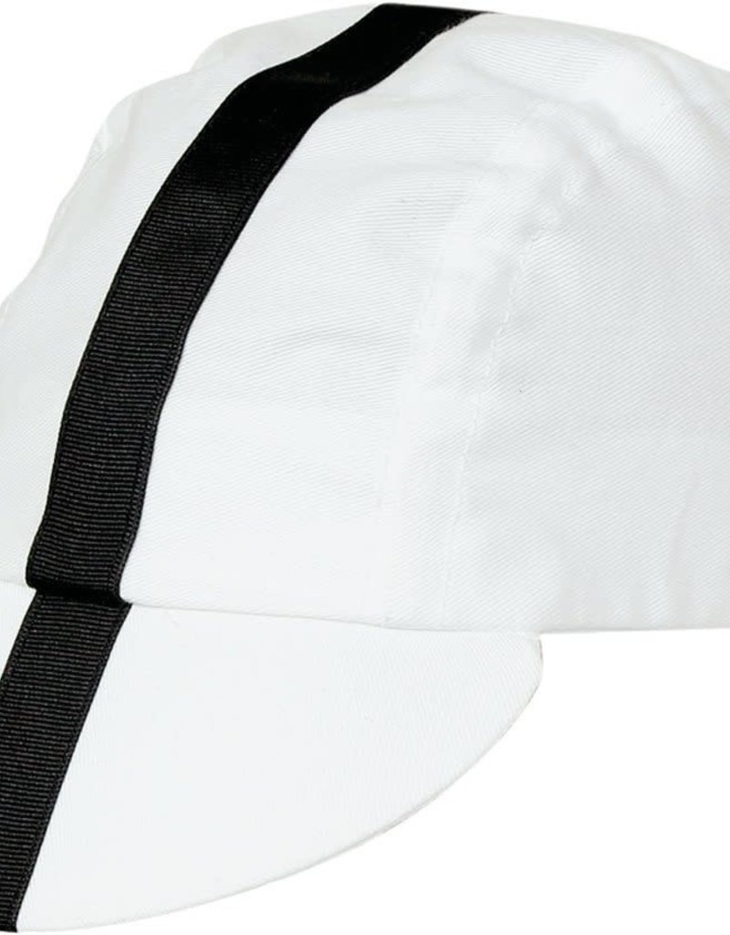 CLOTHING HAT PACE CLASSIC WHT/BLK