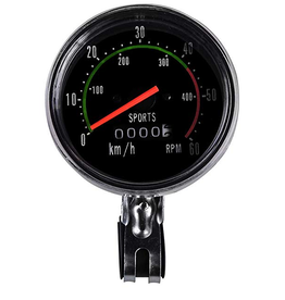 Classic RPM Bicycle Speedometer