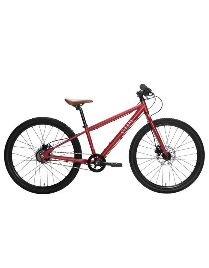 "Cleary Bikes Cleary Meerkat 24"" 5-Speed Bicycle"