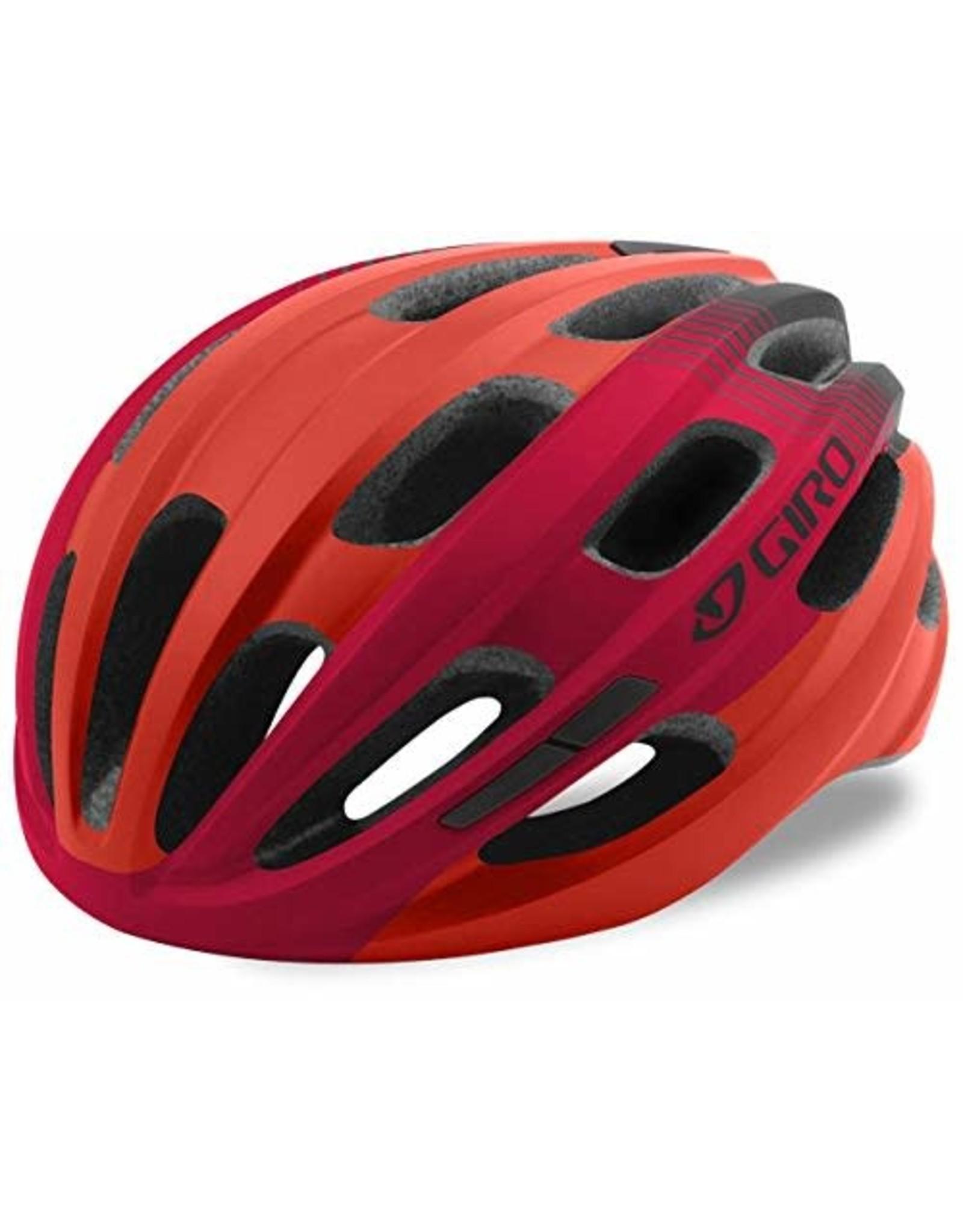Giro Cycling Giro Isode MIPS Adult Recreational Bike Helmet - Matte Red/Black - Size UA (54-61 cm)