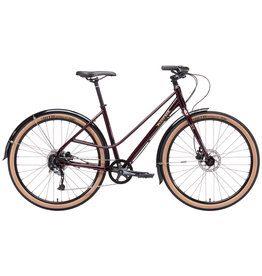 Kona Kona Coco XL 2019 Matte Deep Red