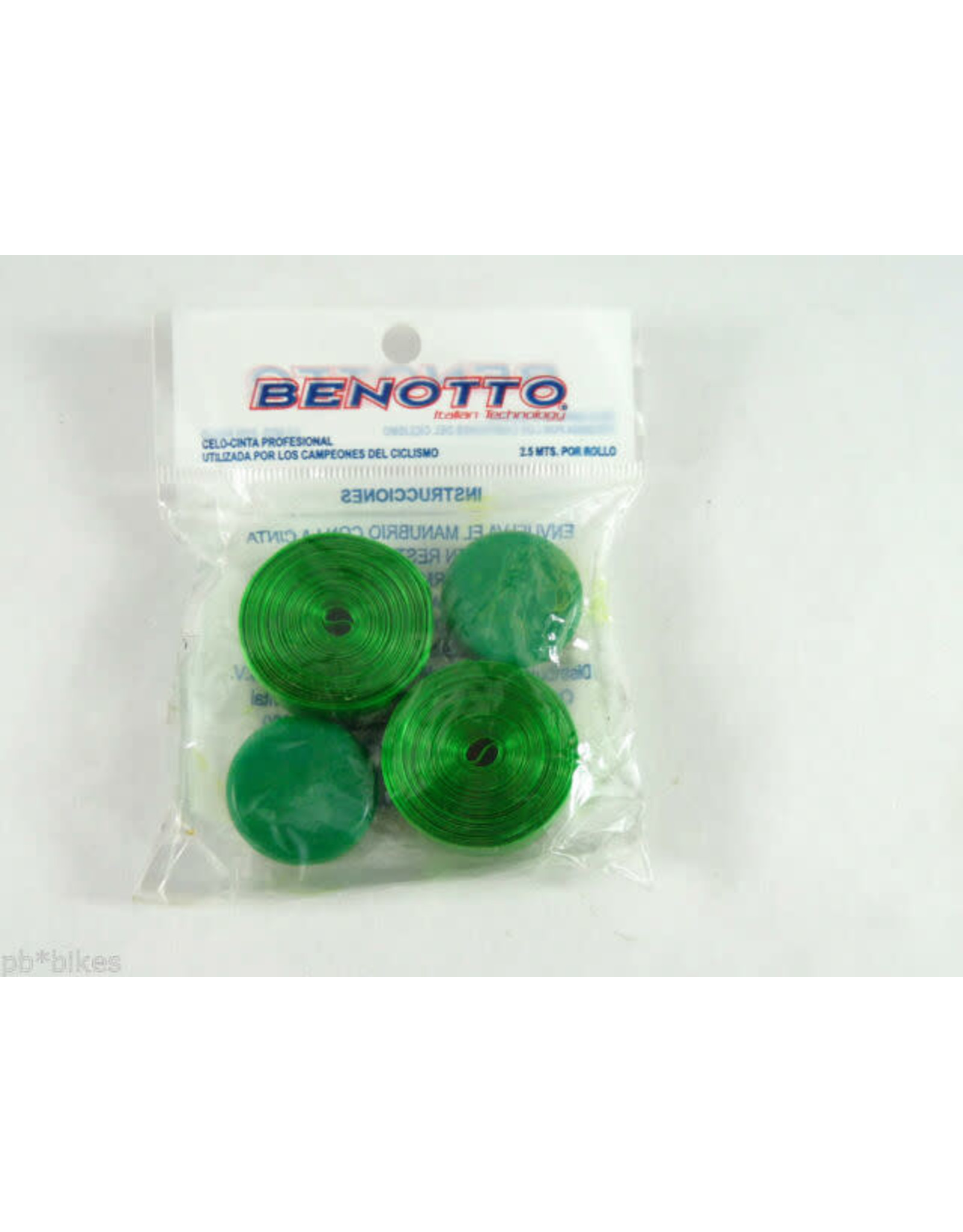 Benotto Bennoto Tape Green