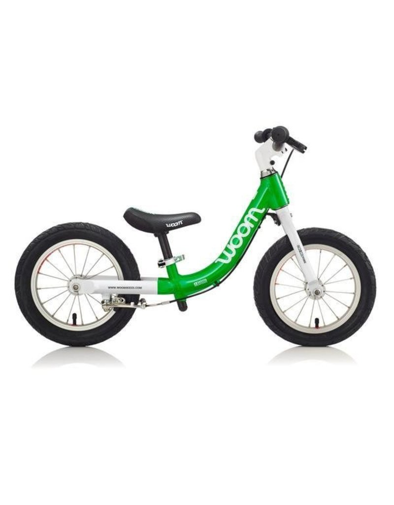 "Woom Bikes WOOM 1 Balance Bike 12 inch 7lb Age: 1.5 - 3.5 years Height: 32"" - 39"""
