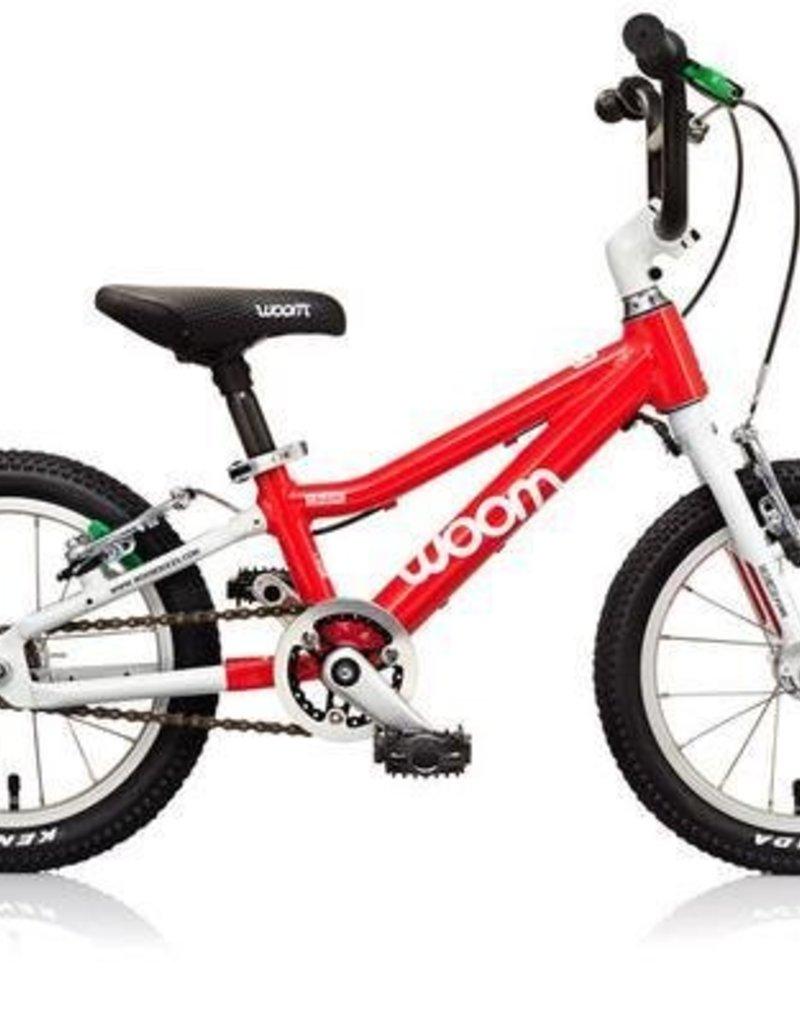 1a8f624aff0 Woom Bikes WOOM 2 Bike 14 inch 13lb Age: 3 - 4.5 years Height: ...