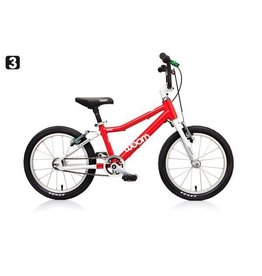 "Woom Bikes WOOM 3 Bike 16 inch 12lb Age: 4-6 years Height: 41""-47"""