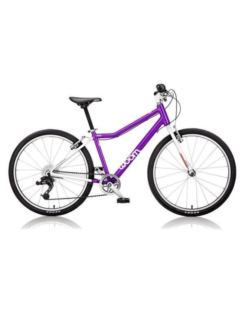 """Woom Bikes WOOM 5 Bike 24"""" 19lb Age: 7-11 years"""