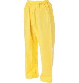 O2 Rain Pant: Yellow LG