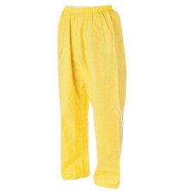 O2 Rain Pant: Yellow SM