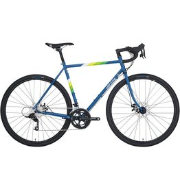 All-City Space Horse Disc Complete Bike 43cm, Blue/White