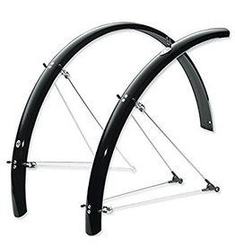 SKS B53 Commuter II Fender Set: Black~ 700 x 38-47